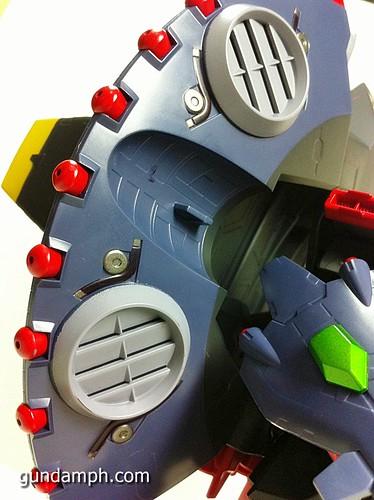 HCM Pro Destroy Gundam 1-200 GFAS-X1 Review (73)