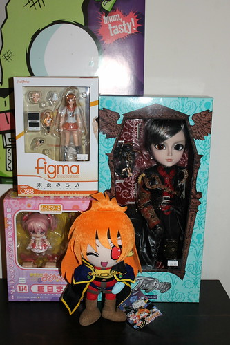 286/365 Animadness Haul