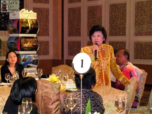 Malaysian Minister of Tourism Dr. Ng Yen Yen