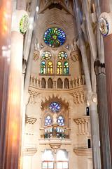Sagrada Familia - Intérieur