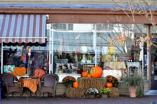pumpkin storefront