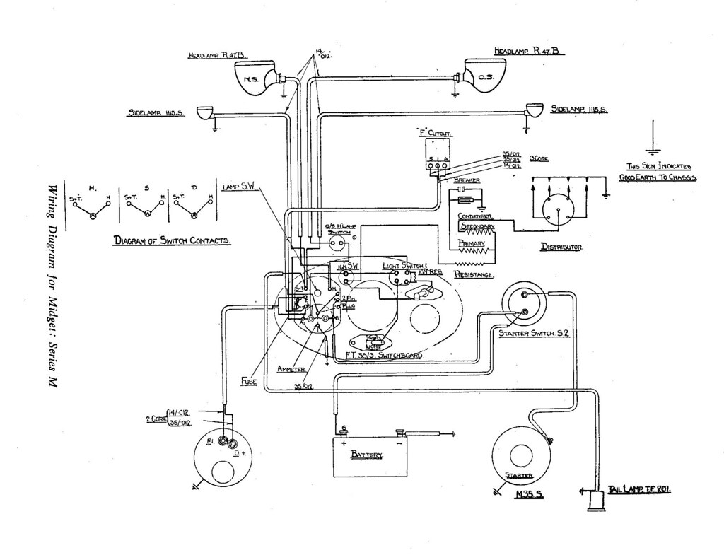 Wiring Diagram For Jaguar Type