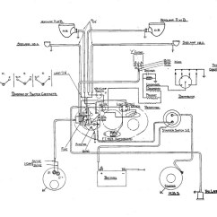 Willys Jeep Wiring Diagram Single Phase Motor With Capacitor Forward And Reverse 1951 Circuit Maker