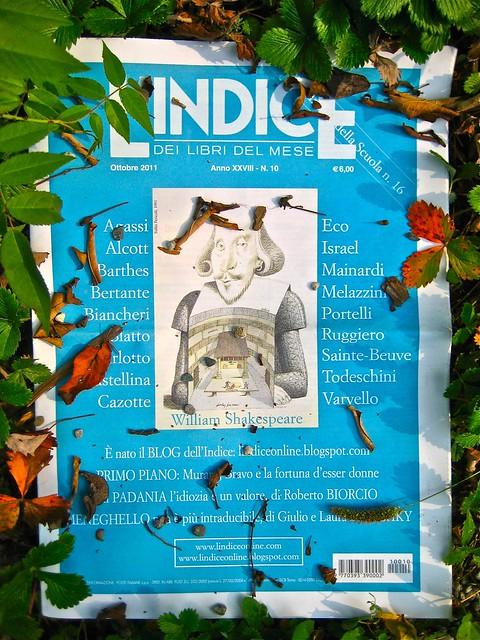 L'Indice dei Libri del mese, ottobre 2011