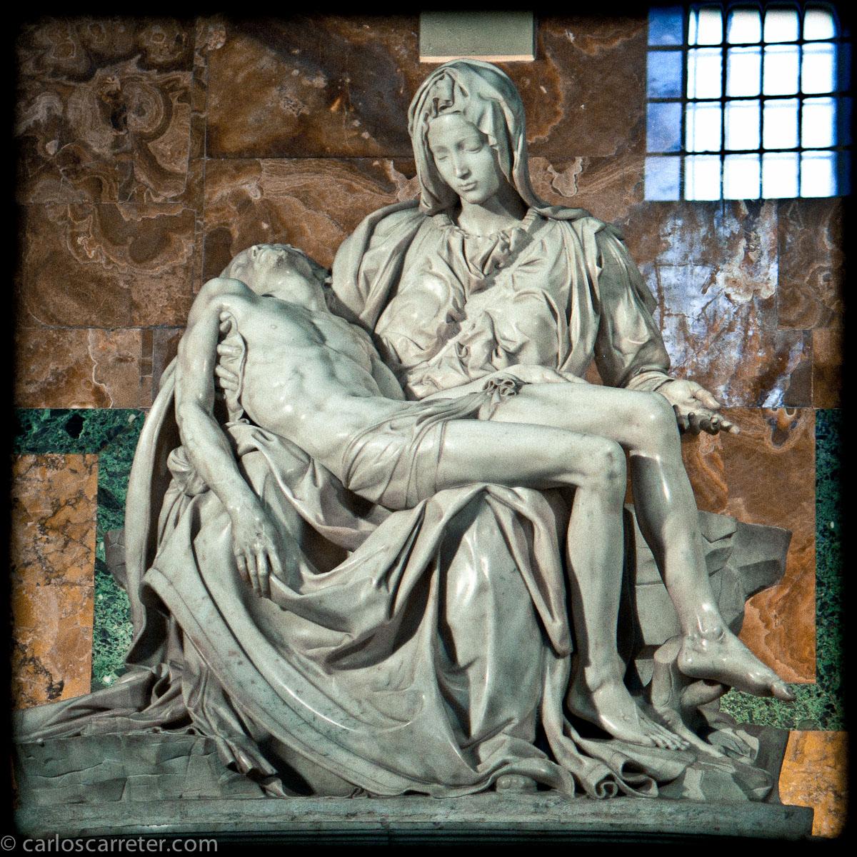 Pietà - San Pietro in Vaticano