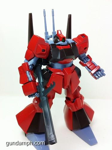 MG Rick Dias Quattro Custom RED Review OOB Build (46)