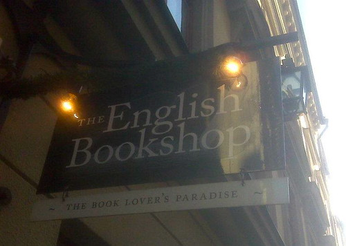 The English Bookshop, Stockholm