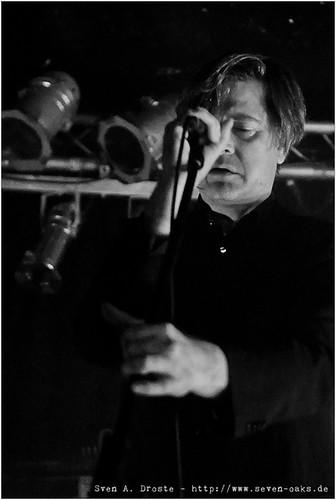 Phillip Boa (Ernst Ulrich Figgen) / Phillip Boa and the Voodooclub