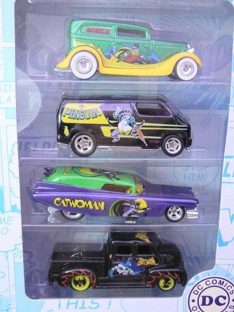 2011 hot wheels dc comics nostalgia 4 pack 1 (3)