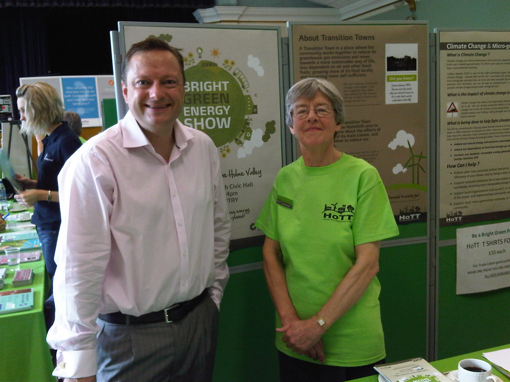 Bright Green Energy Show