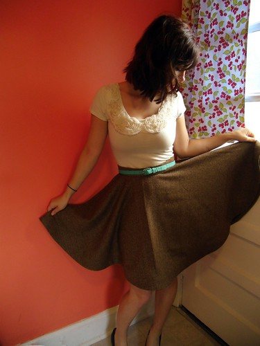 circle! skirt!