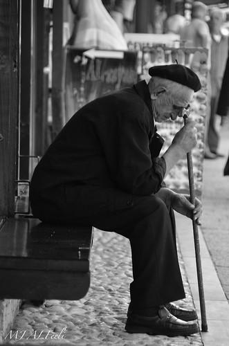 Lonley Grandba by MJ_ALFeeli