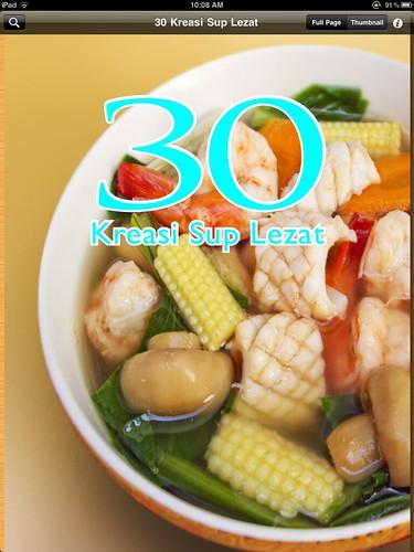 30 Kreasi Sup Lezat