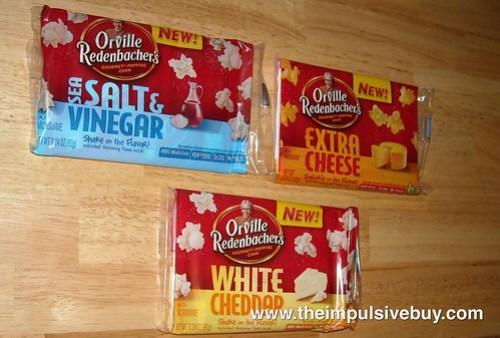 Orville Redenbacher's Flavor Singles
