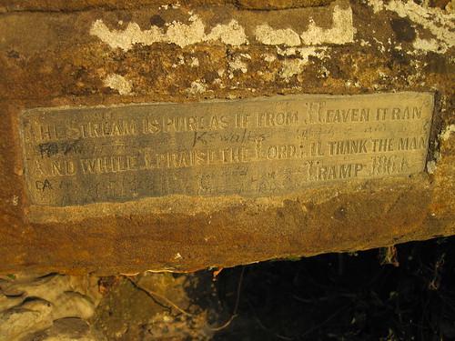 Hempsyke Font near Whitby