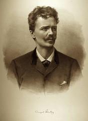 August Strindberg by Stifts- och landsbiblioteket i Skara, on Flickr