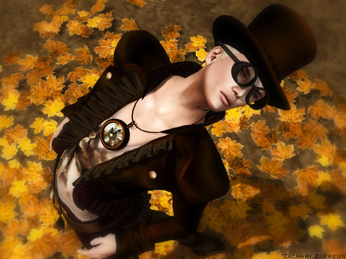 GizzA - Steampunk Outfit