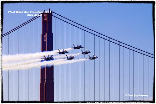 Fleet Week San Francisco 2011 by davidyuweb