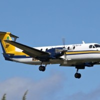 Pineapple Air N381CR Beech 1900C #NAS