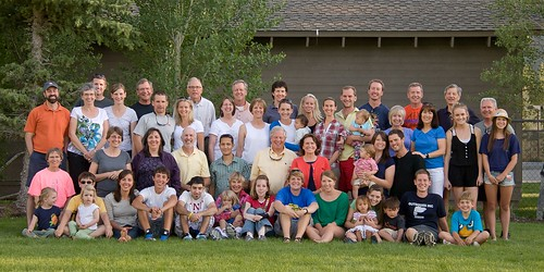 Bob's 2011 Lampe Family Reunion photo