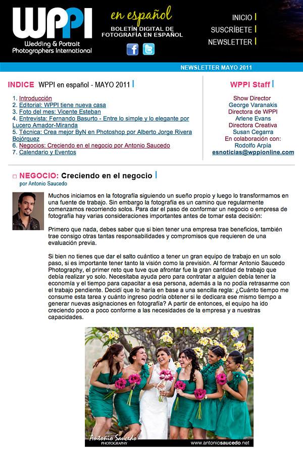 Entrevista WPPI en Español