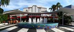 Lincoln Road Mall in South Beach