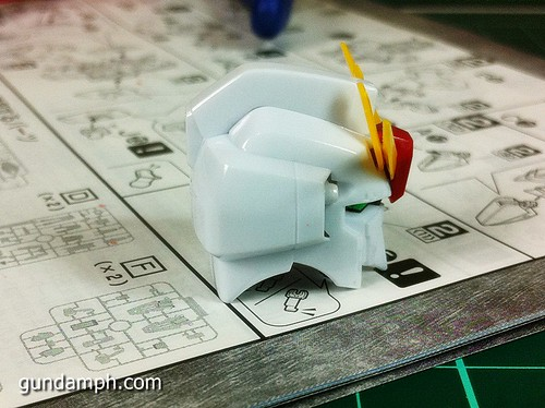Building MG Zeta 2.0 HD Color Version (part 1) (11)