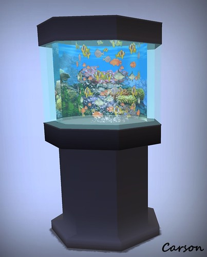 Xenian Furniture - Lively Aquarium