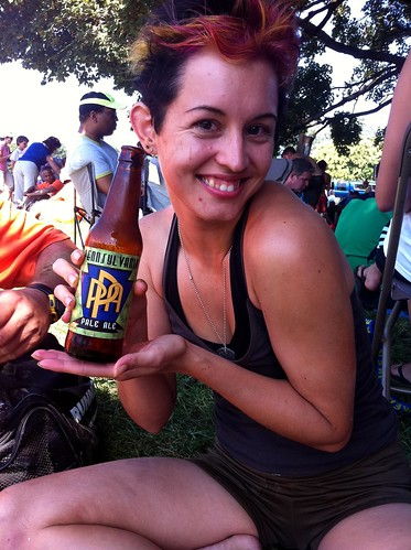 Official Post Race Drink of the 2011 Merrell Down & Dirty Mud Run
