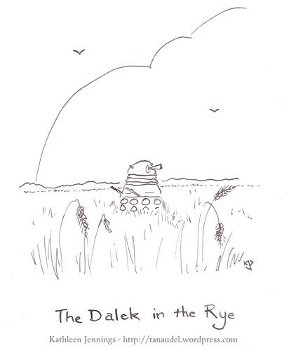 The Dalek in the Rye
