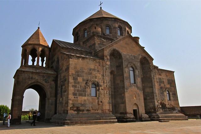Église Sainte Hripsimé, Etchmiadzin, Arménie