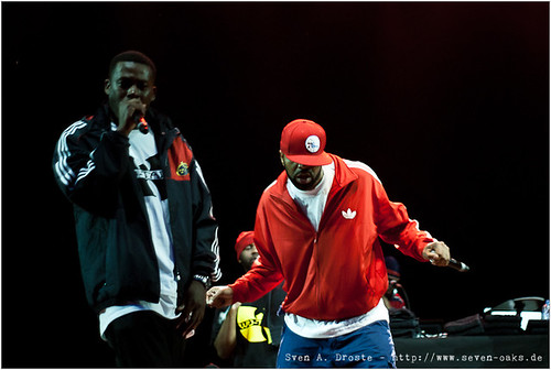 GZA (Gary Grice) & Ghostface (Dennis Coles) / Wu-Tang Clan