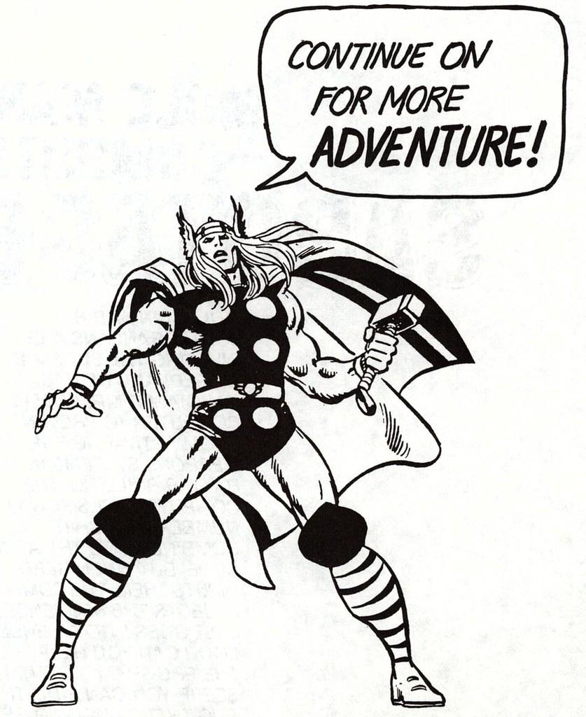 Thor continue