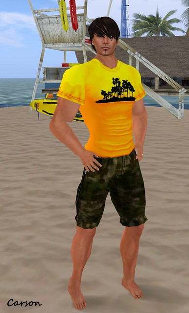Connors SURF PANTS CAMOUFLAGE