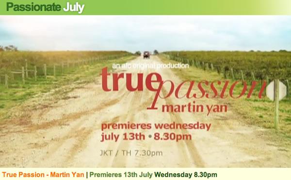 True Passion - MartinYan