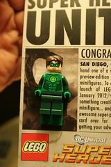 Green Lantern Promo