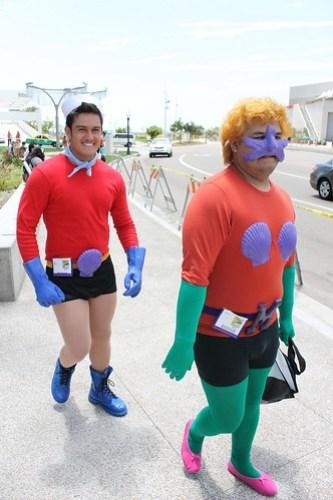 San Diego Comic-Con 2011 - Day 4