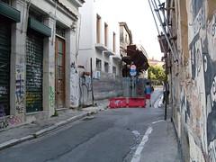 Athen, Off-plaka