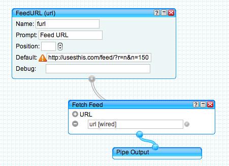 Sample Yahoo feed proxy - http://pipes.yahoo.com/ouseful/feedproxy