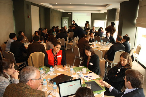 """""""Using knowledge to improve policy influence"""" Workshop"""
