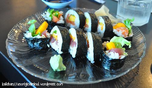 Day 2; Wayo Sushi