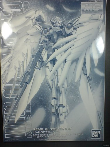MG Wing Zero {Asia Special # Pearl Gloss Injection} (3)