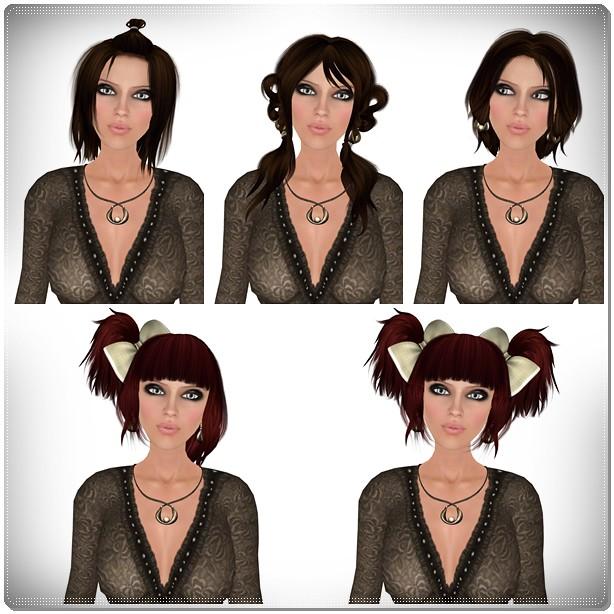Hair Fair 2011 - Wasabi Pills