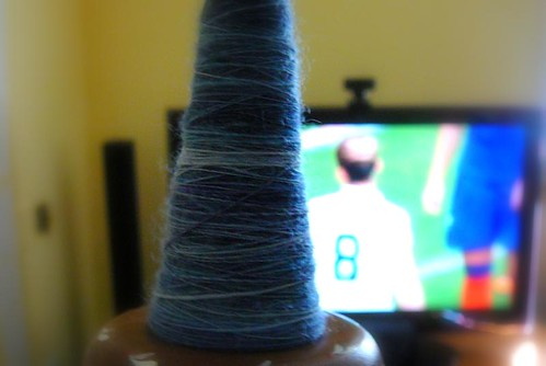 spinning and World Cup