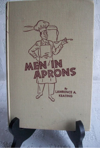 Vintage Cookbook for Men