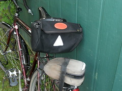 Bike Commute 70: It's in the Bag by Rootchopper