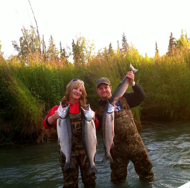 Another night on the Kenai...