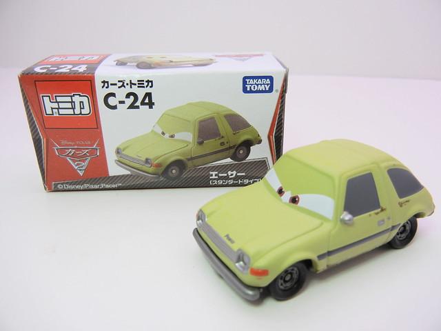 disney cars 2 tomica c-24 acer (2)