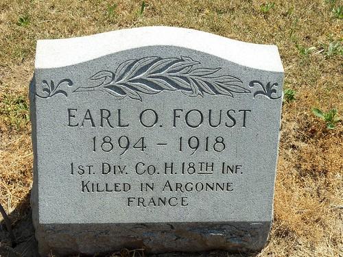 Foust Earl