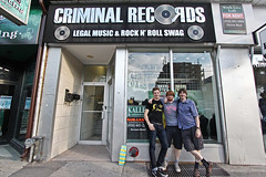 Criminal Records' Last Day